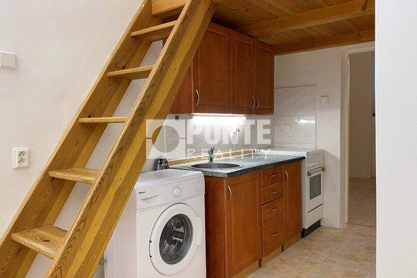 Prodej kancelářských prostor s bytovým vybavením, 47m², Praha - Strašnice