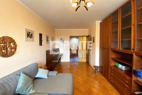 Prodej bytu 3+1, 92m² s lodžií, ul. Krohova, Praha 6 - Dejvice/Baba, OV, 3.NP, cihla