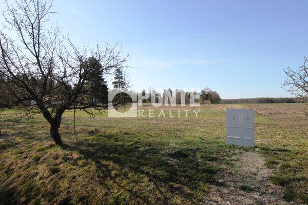 Prodej stavebního pozemku 4000 m2, Třeboň - Nová Hlína