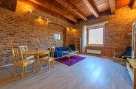 Prodej krásného industriálního bytu 1+kk, 63 m², Praha 4 - Nusle, ul. Bartoškova