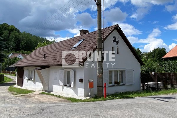 Prodej nově zrekonstruované chalupy, 208 m², Myslkov (Sedlec-Prčice), okres Příbram
