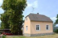 Prodej rodinného domu 3+1 95m2, pozemek 1091m2, obec Libež, okres Benešov