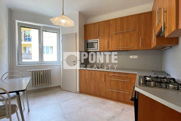 Pronájem bytu 2+1, Praha 9, Na Balabence, 76 m²