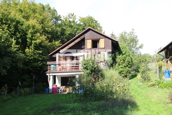 Nabídka prodeje chaty 4+1 v obci Dobřeň - Jestřebice u Kokořína, okres Mělník