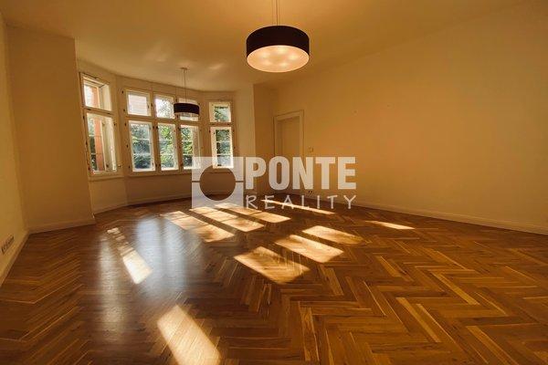 Pronájem bytu 3+1, terasa, balkon, 132 m², Praha 2 - Vinohrady, Jana Masaryka