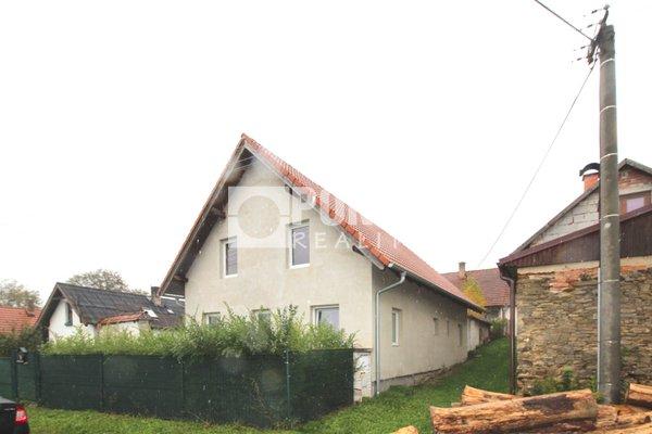 Prodej nového rodinného domu  v obci Dolní Hořice - část Pořín, okres Tábor