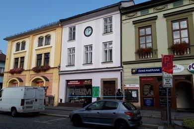 Pronájem, obchodní prostor, 71m² - Frenštát pod Radhoštěm, Ev.č.: 00128