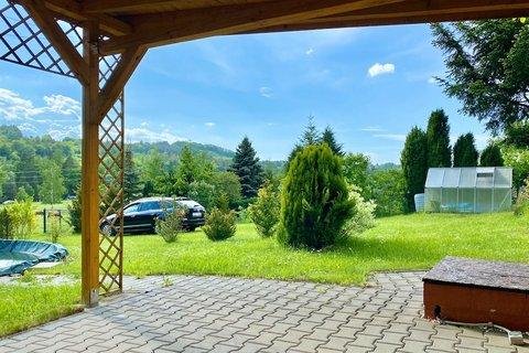 Prodej chaty Stříbrná Skalice, Vlkančice, Pyskočely , realitní makléř • realitní kancelář
