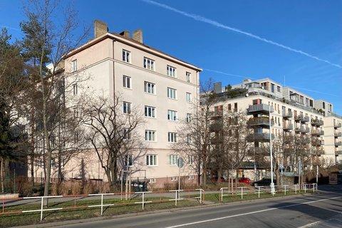 Prodej bytu 2+1 Michle Třeboňská1
