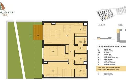 Pronájem bytu Pacholíkova realitní makléř • realitní kancelář • realitní služby nejen v Praze x1