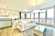 Pronájem byt 3+kk+terasa+2xgaráž, 108m², Praha - Krč
