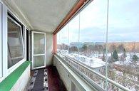 Prodej, byt 2+kk s lodžií, 41m², Vysočanská, Praha Prosek