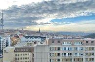 Prodej, byt 3+1 s lodžií, 78m², Jeseniova, Praha - Žižkov