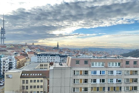 Prodej bytu Jeseniova Žižkov Praha realitní makléř • realitní kancelář • realitní služby nejen v Pra