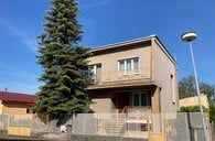 Prodej, rodinný dům 5+1, garáž, sklepy, výminek, pozemek 798m2, Rašínova, Sadská