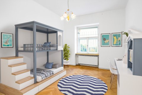 Prodej bytu 3+1 Libivká, Vinohrady, osobní vlastnictví, realitní makléř • realitní kancelář