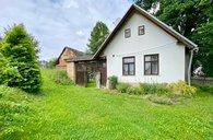 Prodej, rodinný dům Vitonice u Blažejovic, okr. Benešov