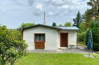 Prodej, chata 2+1 s verandou, 55 m2, Psáry, Praha - Západ