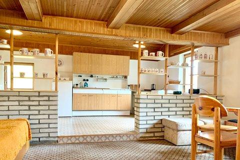 Smržovka dům na prodej kuchyň