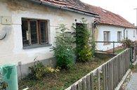 Prodej, rodinný dům k celkové rekonstrukci 80m², Předslavice, okr. Strakonice