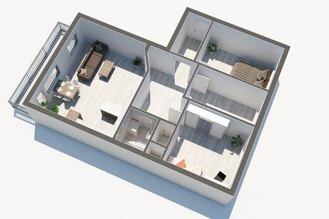 Prodej bytu 4+1 s lodžíí a garáží na Praze 11 realitní makléř | realitní kancelář | reality Praha a