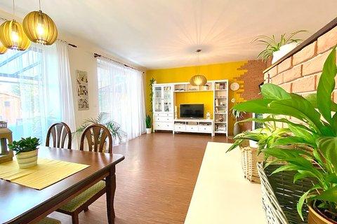 Prodej domu ve Veltrusech realitní makléř | realitní kancelář | reality Praha a okolí půdorys15