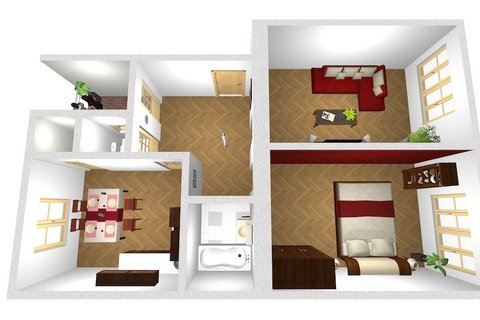 Prodej bytu 2+1 s lodžií v Praze v Dejvicích realitní makléř | realitní kancelář | reality Praha a o