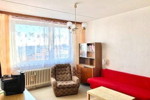 Pronájem bytu 1+1, Sosnovecká, Praha, Troja realitní makléř • realitní kancelář • realitní služby ne