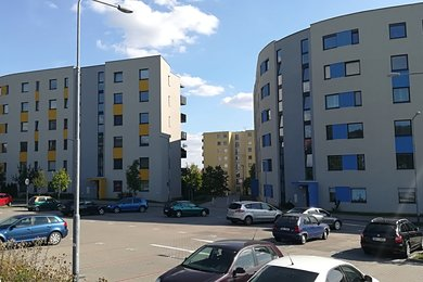 Exkluzivně nabízíme k pronájmu 1+KK sterasou a parkovacím stáním, Novostavba Brno-Líšeň, Ev.č.: 00221