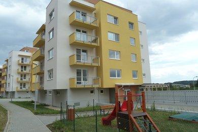 Nabízíme k pronájmu byt 1+KK Novostavba Brno-Bystrc, Ev.č.: 00237