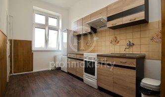 Pronájem, Byt 2+1, balkon, 42,5m² , Brno - Židenice