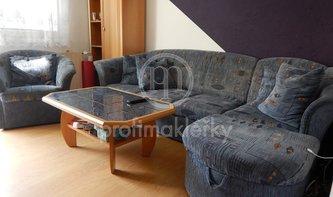 Pronájem, Byt 2+1 s lodžií, 62m² - Brno - Slatina