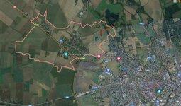 Skvělá investiční příležitost, pozemek 11609 m2, Křelov-Břuchotín