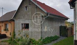 Rodinný dům, pozemek 117m², Roubanina, Blansko