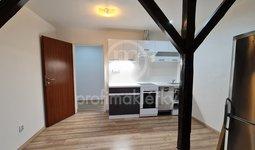 Pronájem, byt 2+kk, 49m2, Jeronýmova, Brno - Židenice
