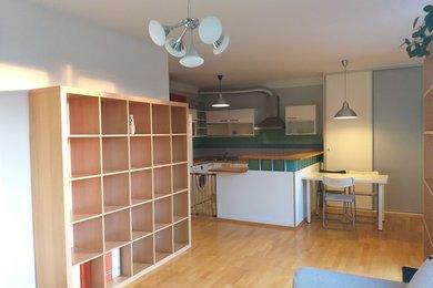 Pronájem bytu 3+kk, 72m² - Praha - Podolí, Ev.č.: 100232