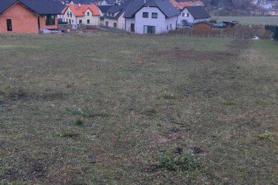 Prodej stavební parcely o výměře 1706 m2, Trubín, okr. Beroun, Ev.č.: RkBe18