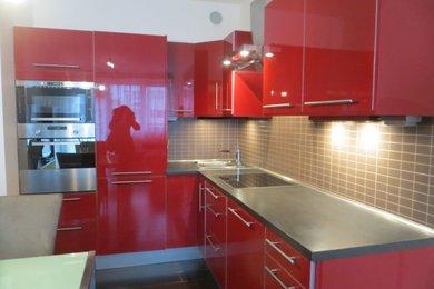 Pronájem bytu 2+kk, 53m² - Praha - Vysočany, Ev.č.: 100237