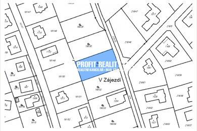 47MP006464 - Prodej, Pozemky pro bydlení, 1026 m² - Louňovice, Ev.č.: 47MP006464