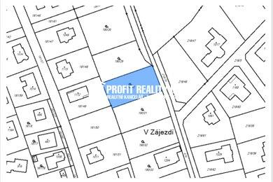 48MP006464 - Prodej, Pozemky pro bydlení, 1035 m² - Louňovice, Ev.č.: 48MP006464