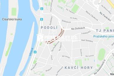 Pronájem, Byt 2+1 P4 Podolí ul. Levá, Ev.č.: AJM00592