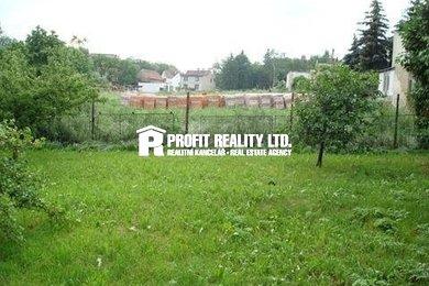 JMP004063 - prodej, pozemky pro bydlení, 1305 m2,  Jinočany, Ševčíkova, Ev.č.: JMP004063