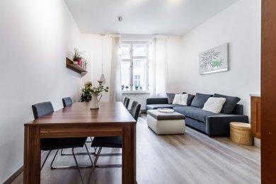 Pronájem bytu 2+kk , Dobrovského , Praha - Holešovice, Ev.č.: 100305