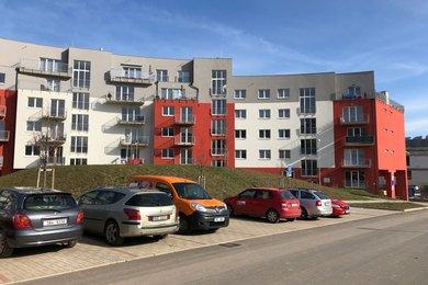 Pronájem bytu 4+kk s terasou v novostavbě, Beroun, Ev.č.: 100324