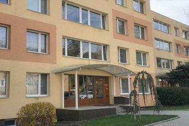 Pronájem bytu 1+kk, komora, výměra 26 m2, Bezručova ulice, Beroun - Hlinky, Ev.č.: RkBe56