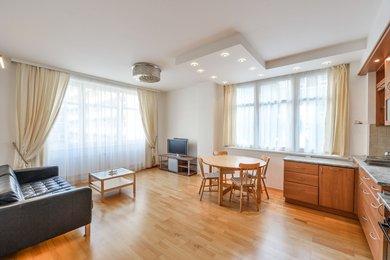 Světlý byt 2+kk, 58m², Praha 4 - Michle, ul. Jemnická, Ev.č.: N0025203
