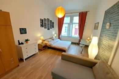 Pronájem, Pokoj, 18 m² - Praha - Staré Město ul. Salvátorská, Ev.č.: AJM00853