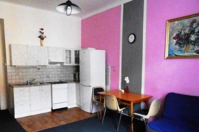 Pronájem, By 2+kk 56 m2 P10 Vršovice ul. Oblouková, Ev.č.: AJM00937