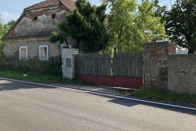 Prodej rodinného domu 3+1, stodola, pozemek 2353 m2, Maršovice, okr. Benešov, Ev.č.: RkBe62