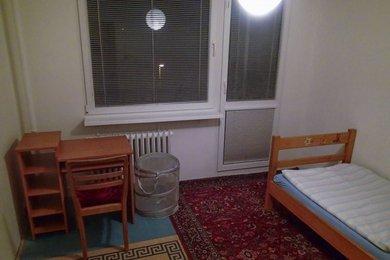 Pronájem, Pokoj 11 m2 v bytě 3+1 P4 Krč ul. Ružinovská, Ev.č.: AJM00944